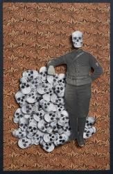 """Skulls (21"""" x 13"""")"""