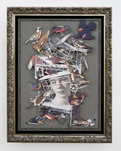 Portrait of Kay II - Framed